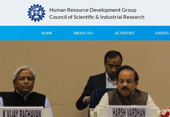 CSIR-IHBT 2019 Recruitment