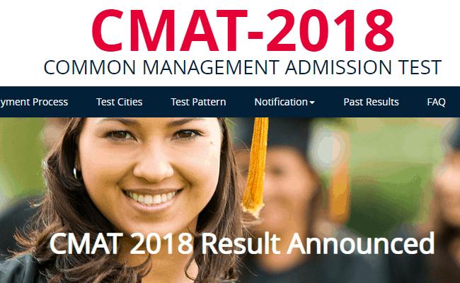 CMAT and GPAT 2020