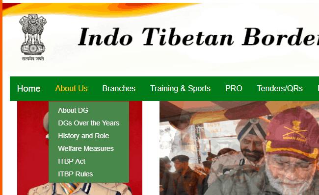 ITBP Tradesman 2019 Admit Card