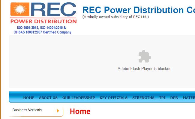 REC Power Distribution 2019