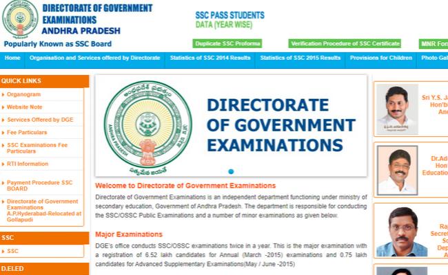 AP SSC Board 2020: Change in the Exam Pattern