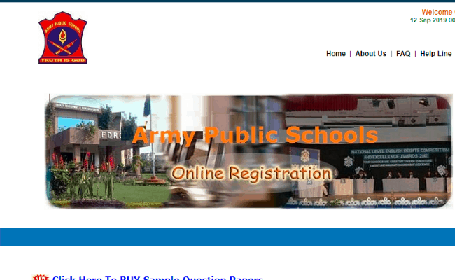 Army Public School Recruitment 2019: Apply for PGT, TGT