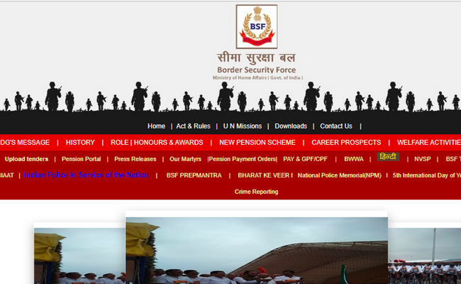 BSF Head Constable (RO/RM) 2019 Exam Cut off Marks Released