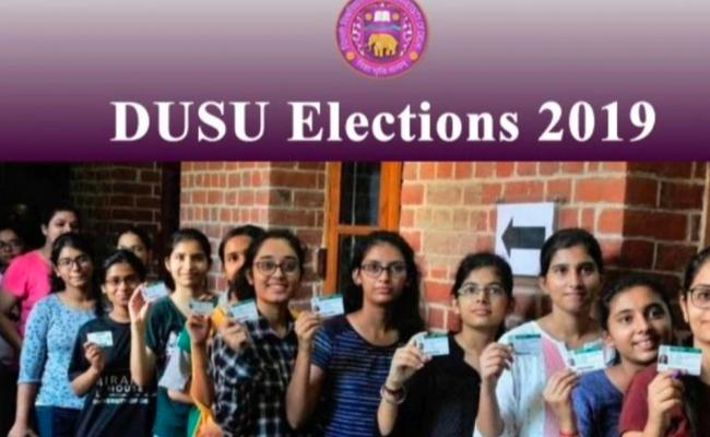 DUSU 2019 Election