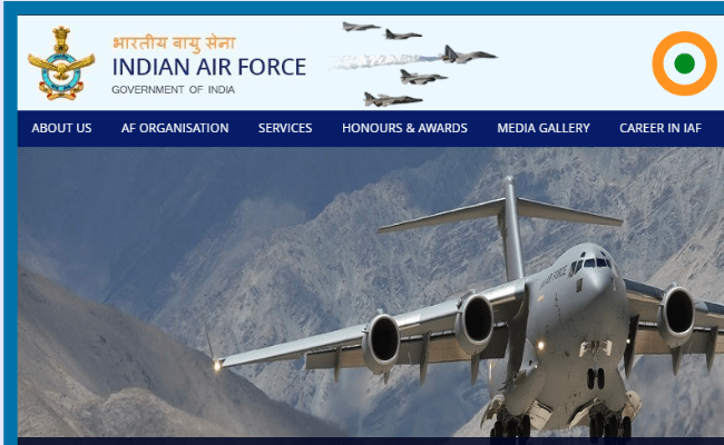 IAF Airmen Phase 1 2019 Admit Card