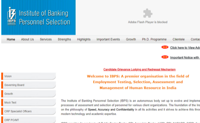 IBPS RRB Officer 2019 Score Card Released on ibps.in