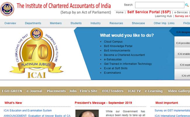 ICAI CA Foundation Answer Books to get Evaluated Digitally
