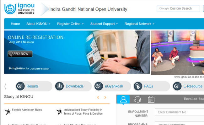 IGNOU 2020 Post B.sc Nursing Application Form Released
