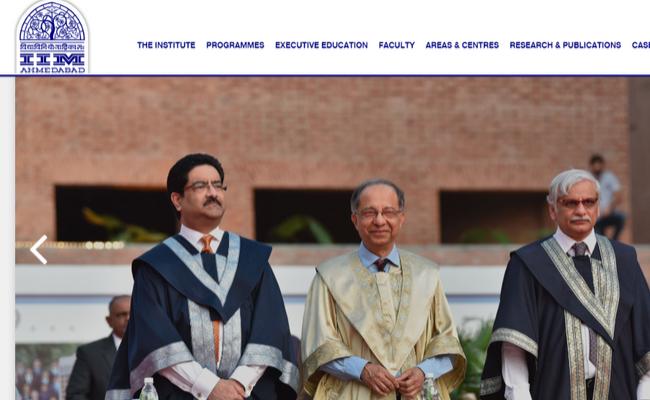 IIM Ahmedabad PhD Admission 2019: No Reservation