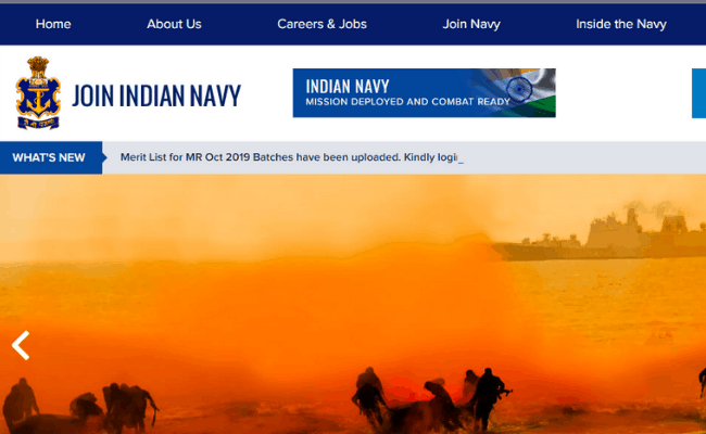 Indian Navy AA and SSR 2019 Admit Card