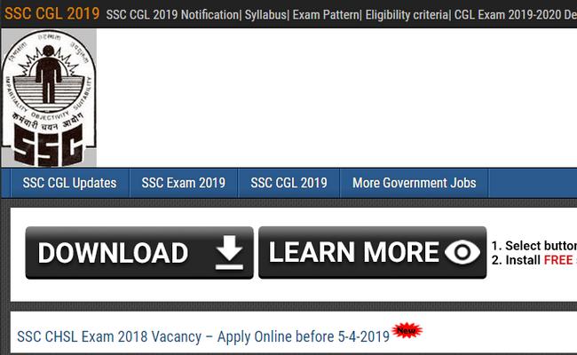 JSSC CGL Recruitment 2019
