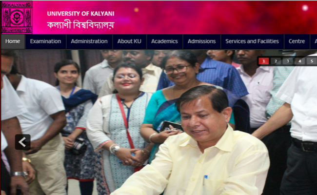 Kalyani University BA, B. Com, and B. Sc 2019 Result