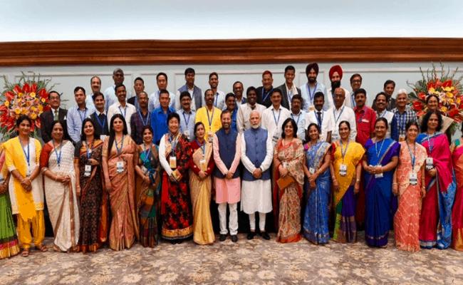 President Ram Nath Kovind to Felicitate 46 Teachers Tomorrow