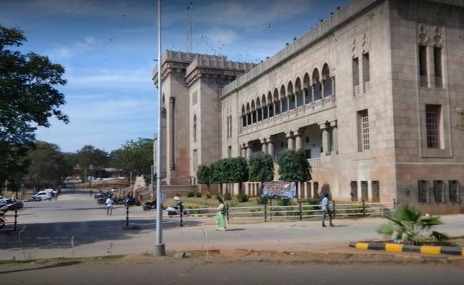 Osmania University 2019