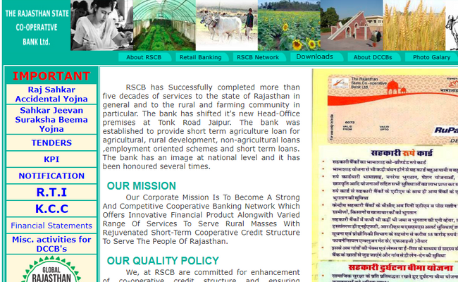 Rajasthan Cooperative Bank 2019 Recruitment: Apply for More Details