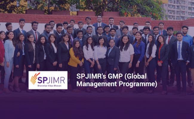 SPJIMR GMP Admission 2020