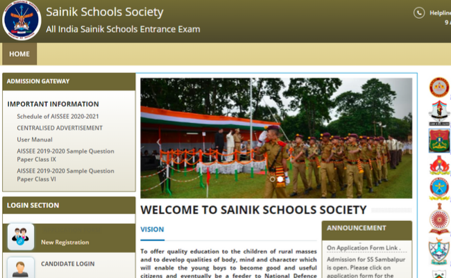 Sainik Schools to Open 10 to 20% Reservation for Girls