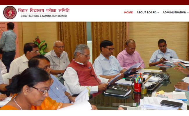 Bihar Board Matriculation Sent-Up Date Sheet 2019