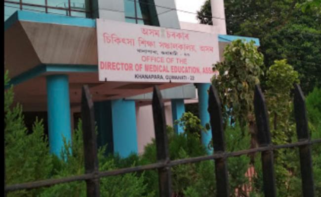 DME Assam Grade 3 Technical & Nursing Admit Card 2019