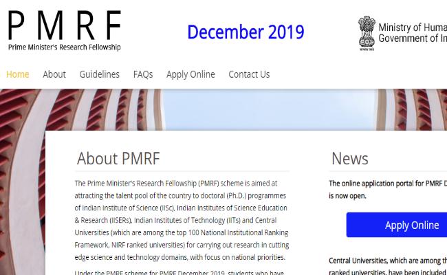 PMRF December 2019
