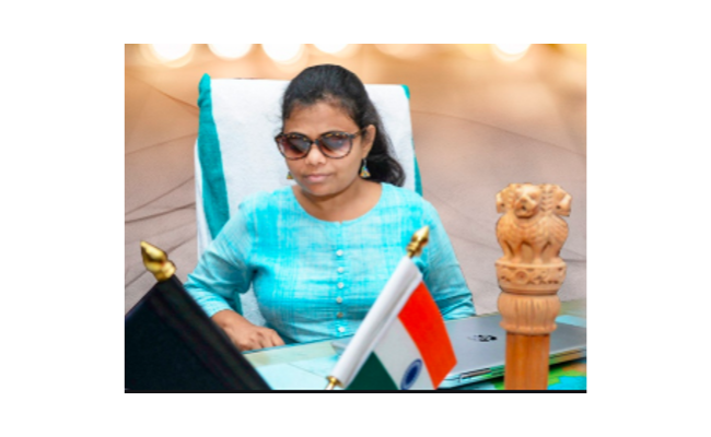 Pranjal Patil: The First Visually Impaired Women IAS officer
