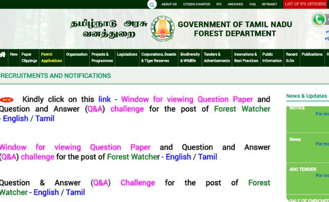 TNFUSRC Forest Watcher 2019 Answer Key