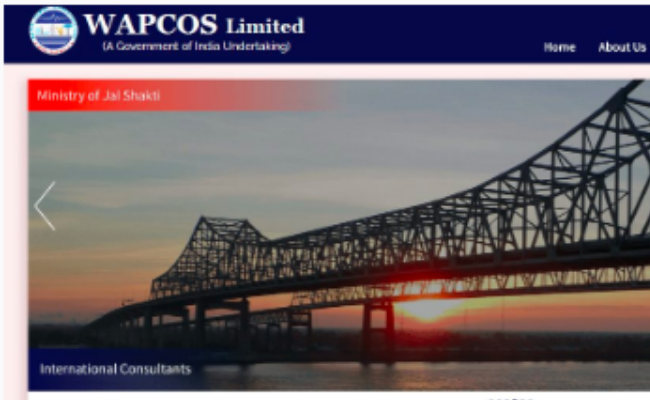 WAPCOS Recruitment 2019