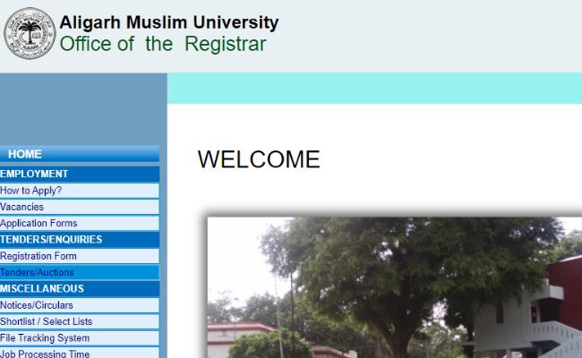 Aligarh Muslim University Recruitment 2019