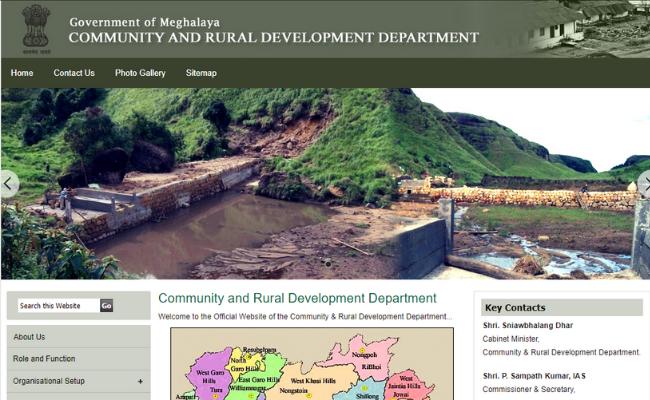 CnRD Meghalaya Recruitment 2019