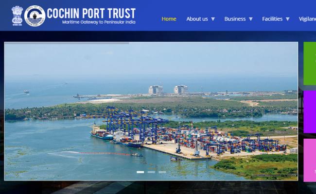 Cochin Shipyard Ltd (CPT) Recruitment 2019
