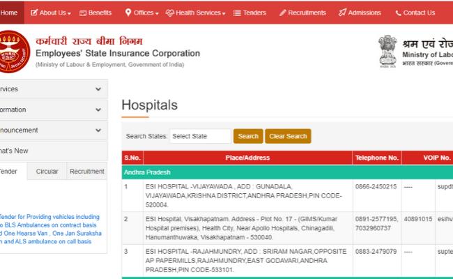 ESIC Hospital Noida Recruitment 2019