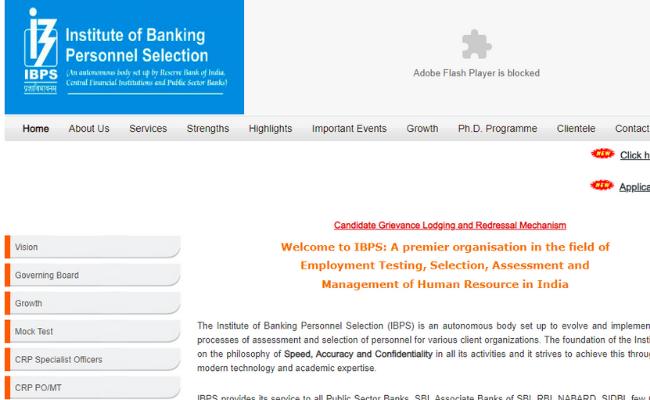 IBPS PO Admit Card 2019