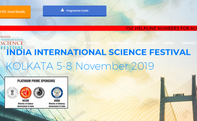 India International Science Festival