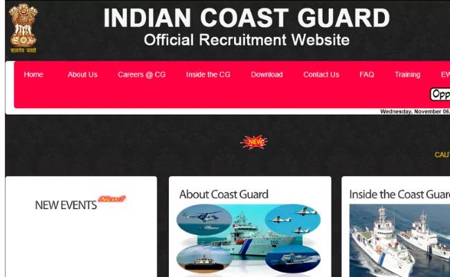 Indian Coast Guard Admit Card 2019: