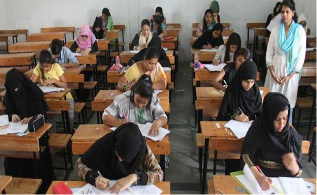 10th Std Exams in KASHMIR