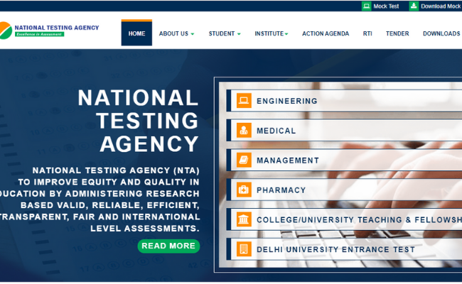 NTA to Re-Open JEE Main 2020 and UGC NET 2019 Registration