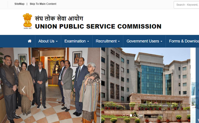 UPSC Indian Forest Service Exam 2019