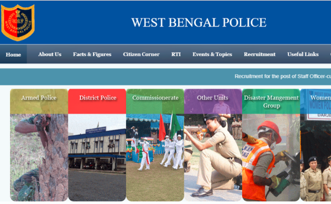 WB Police Constable PET and PMT Amit Card 2019