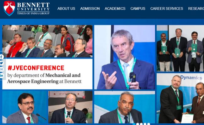 Bennett University B. Tech 2020 - 2021 Admission