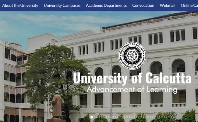 Calcutta University B.SC and BA Part 1 Result