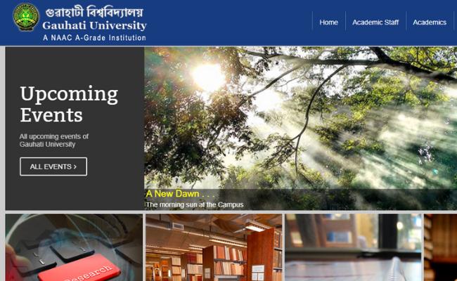 Gauhati University 74,000 Student's Career are on Threat