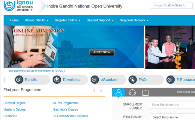 MA in Journalism and Mass Communication to be Launched by IGNOU