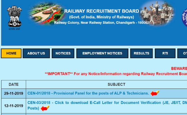 RRB NTPC Exam Dates 2019 Fake News