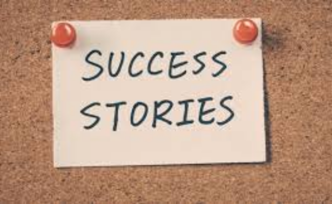Success Stories 2019
