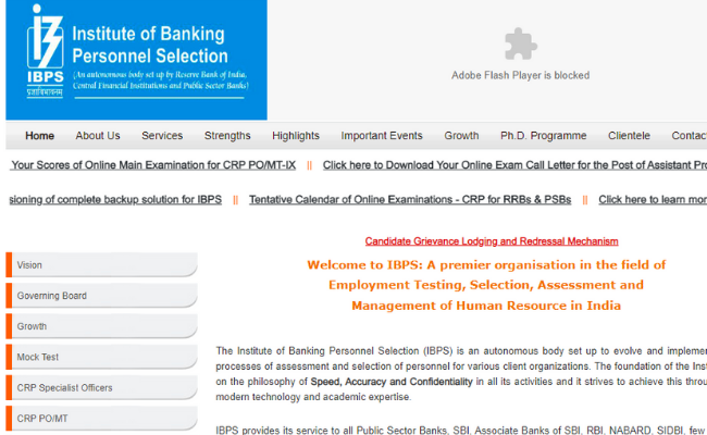 IBPS PO 2019 Interview Call Letter