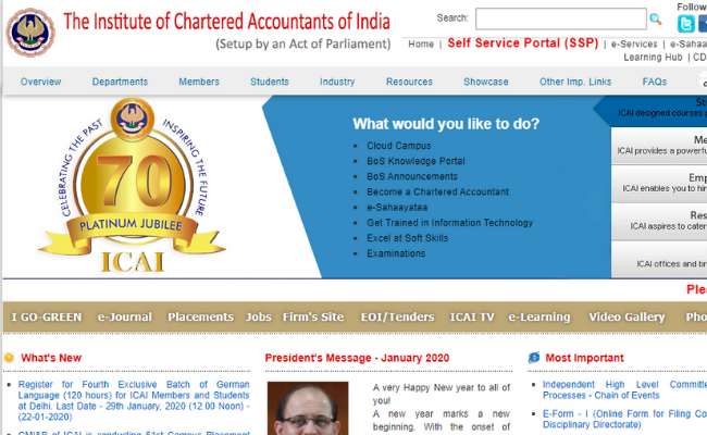 ICAI CA IPCC, Foundation 2019 Results