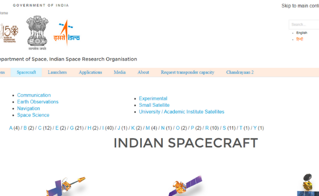 ISRO Academic Centre for Space