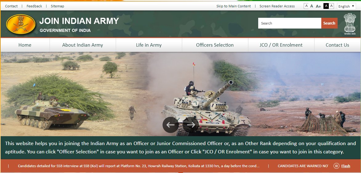 Indian-Army Online Form Bank Clerk on telephone black white, application letter, blank white,