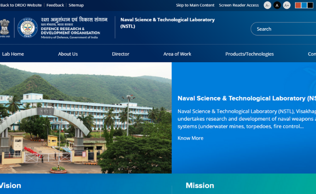 NSTL Recruitment 2020