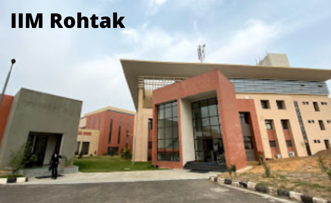 Final Placement Report for the batch of 2017-19 at IIM Rohtak
